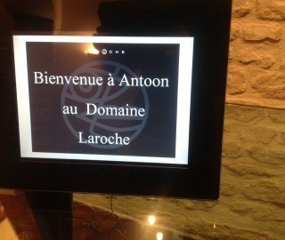Bienvenue au DomaineLaroche